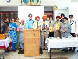Book Releases at the Senior's Centre
